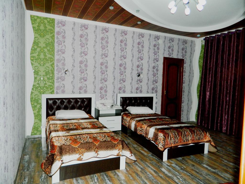 Отель Шохканд