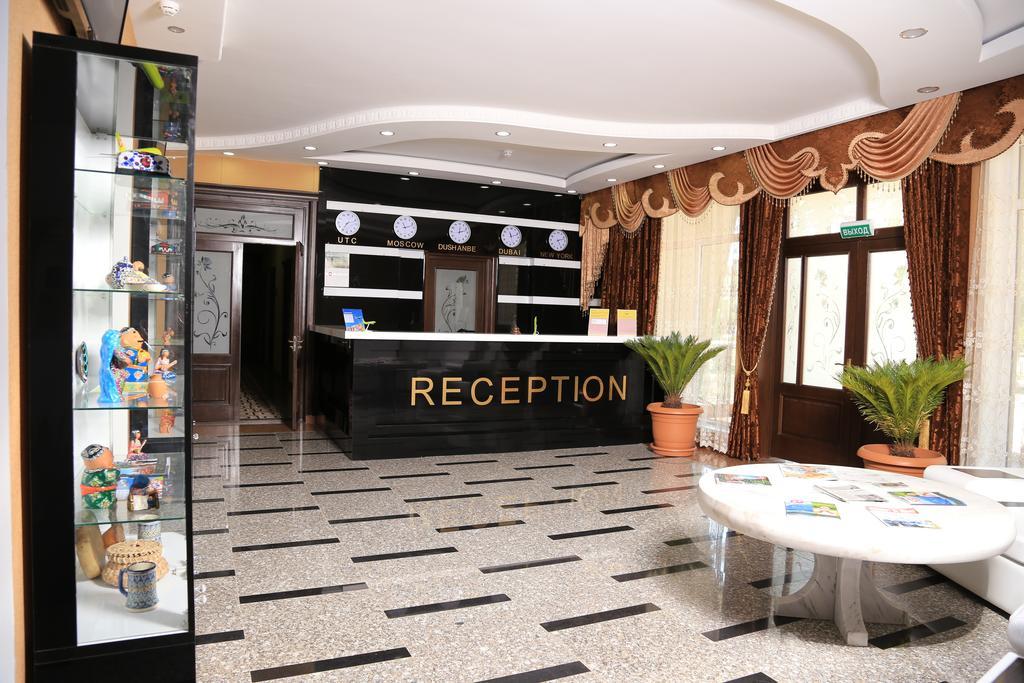 Отель Сипехр