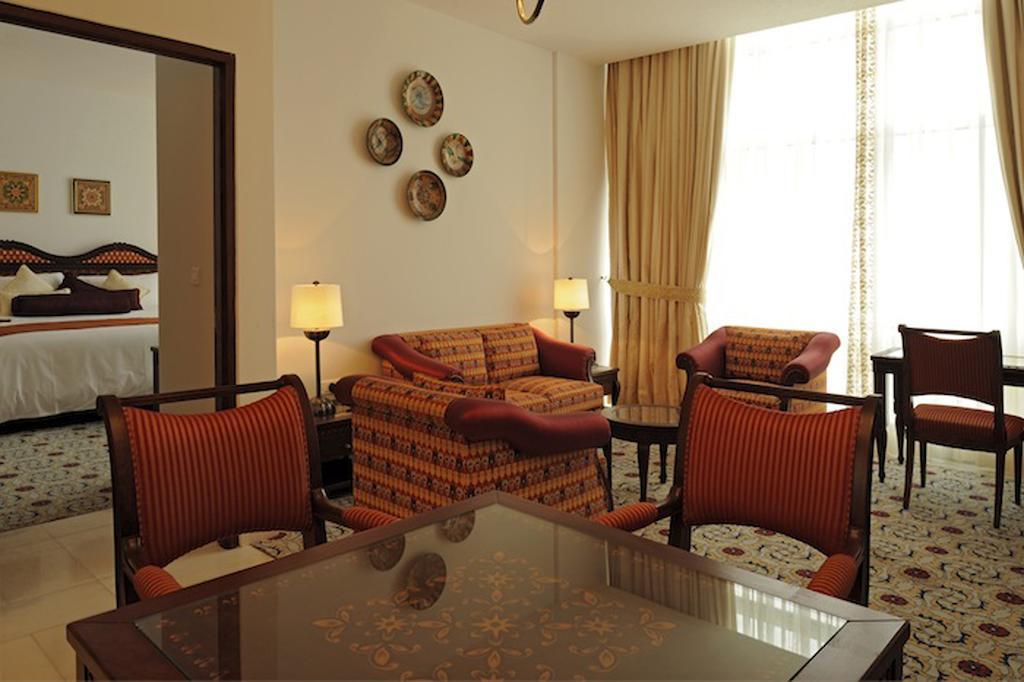 Гостиница Dushanbe-Serena