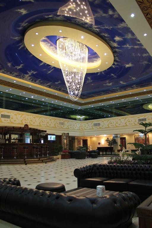 Гостиница Таджикистан