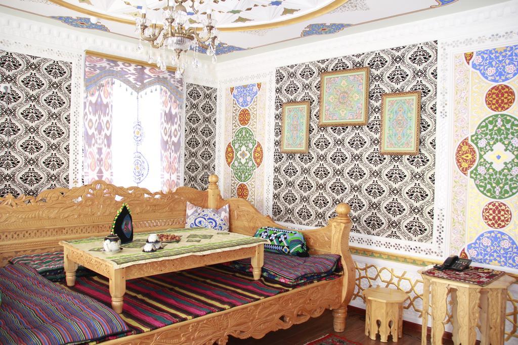 Отель Khujand Deluxe