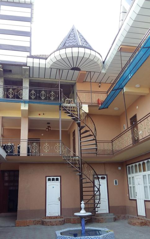 Мини-гостиница Согдиана