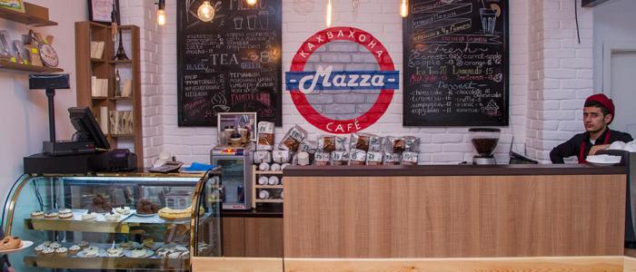 Кафе Мазза